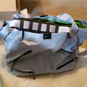Nike work out bag